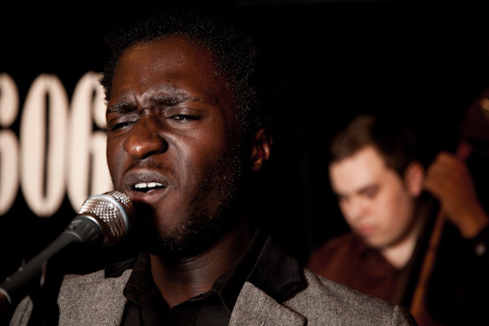 Mat Smith Photography - Kwabena Adjepong of Sector7 at 606 Club, Chelsea, London
